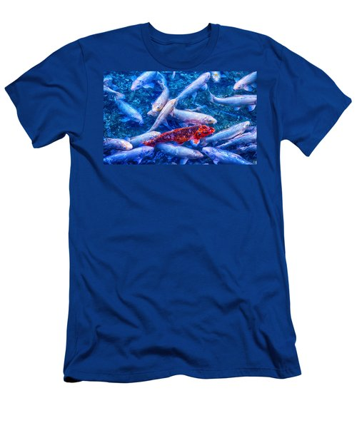 Dare To Stand Out Men's T-Shirt (Athletic Fit)