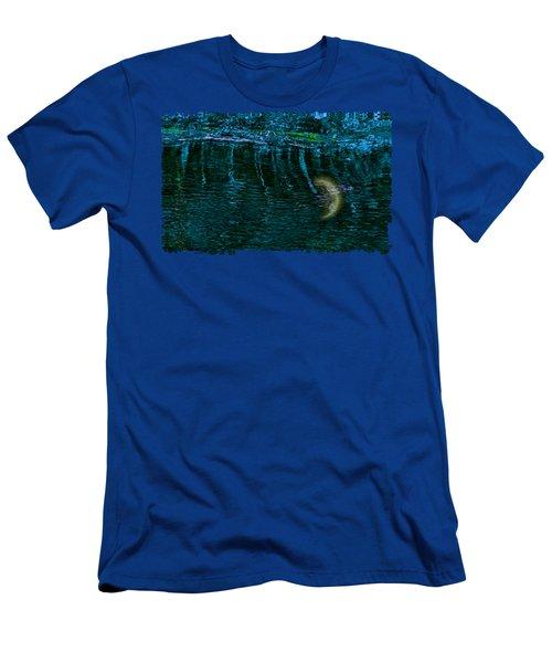 Dark Waters 2 Men's T-Shirt (Athletic Fit)