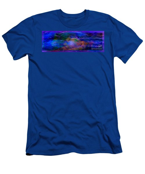 Deep Waters Men's T-Shirt (Athletic Fit)