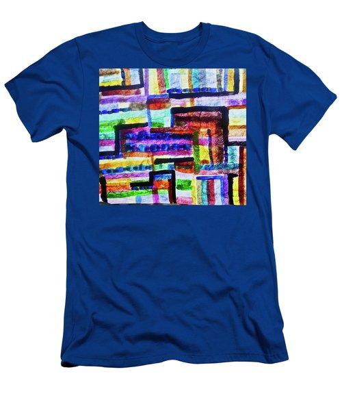 Destiny Road Men's T-Shirt (Athletic Fit)