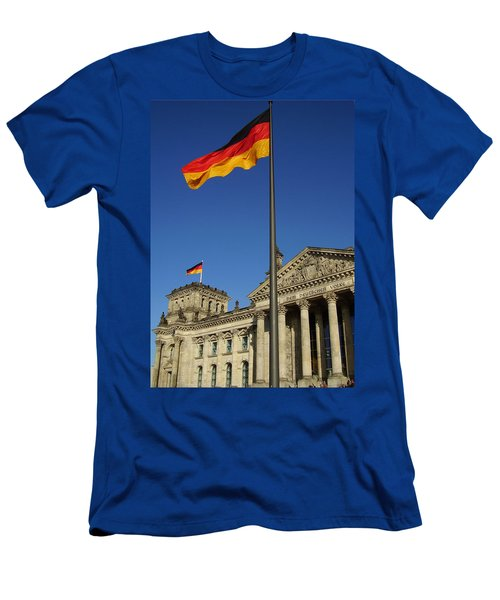 Deutscher Bundestag Men's T-Shirt (Athletic Fit)