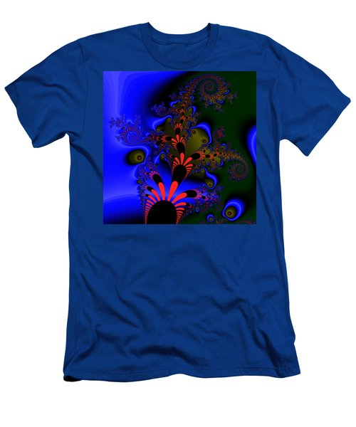 Men's T-Shirt (Athletic Fit) featuring the digital art Diesseogge by Andrew Kotlinski