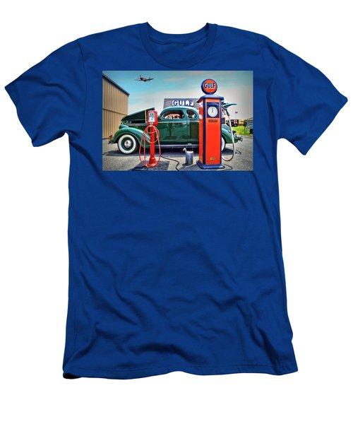 Ding Ding For Service Men's T-Shirt (Athletic Fit)