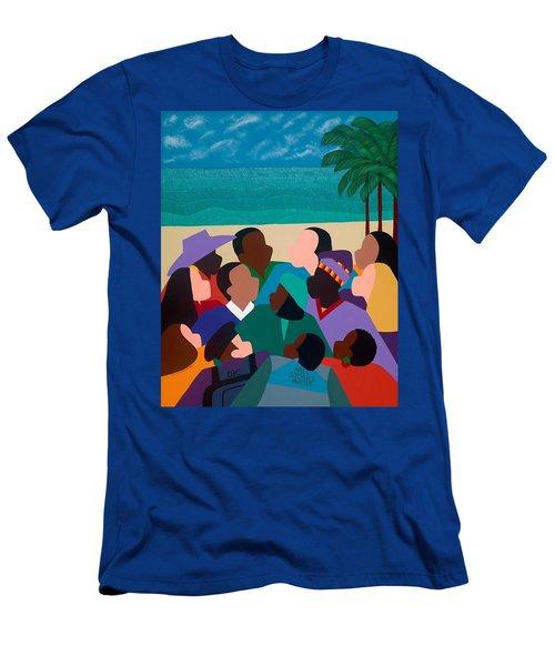 Diversity In Cannes Men's T-Shirt (Athletic Fit)