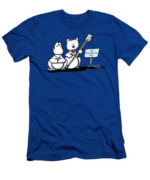 Doggy Bottom Boys Men's T-Shirt (Slim Fit)