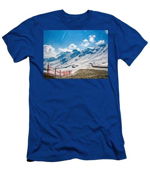 Dolomites 3 Men's T-Shirt (Athletic Fit)