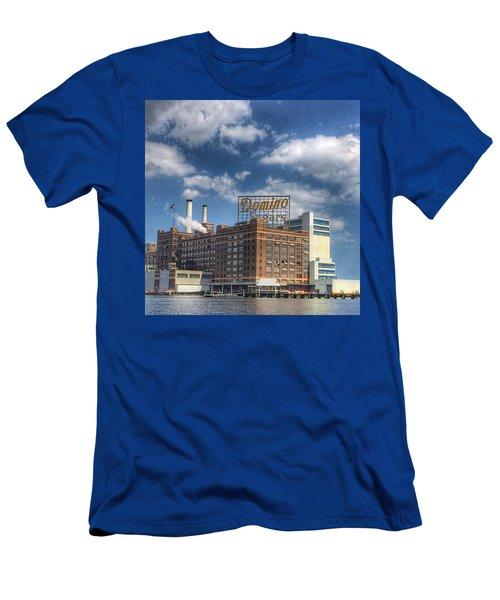 Domino Sugar Men's T-Shirt (Athletic Fit)