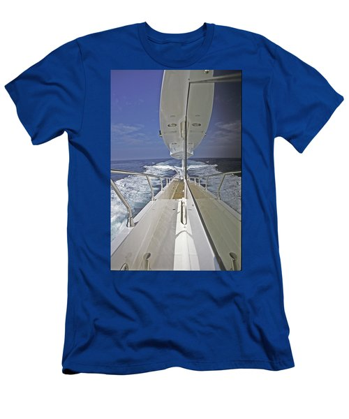 Double Image Men's T-Shirt (Athletic Fit)