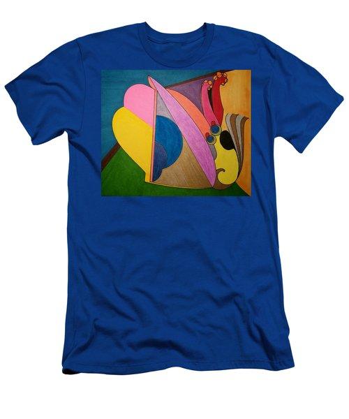 Dream 328 Men's T-Shirt (Athletic Fit)
