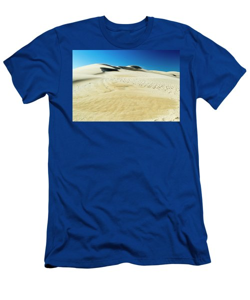 Men's T-Shirt (Athletic Fit) featuring the photograph Drifting Away by Angela DeFrias