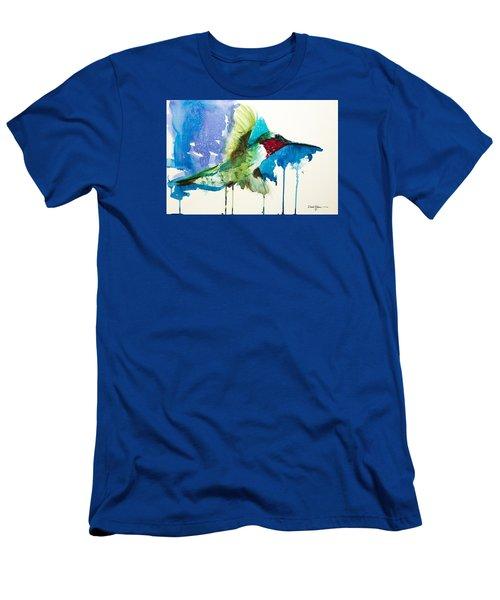Da118 Drip Daniel Adams Men's T-Shirt (Athletic Fit)