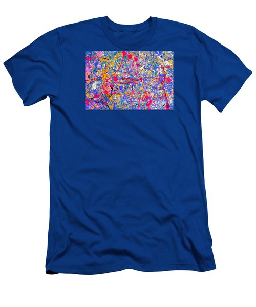 Drix 91  Men's T-Shirt (Athletic Fit)