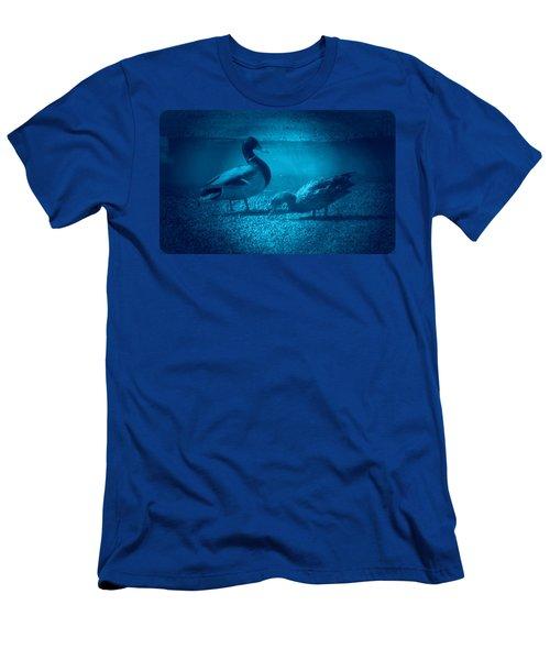 Ducks #2 Men's T-Shirt (Athletic Fit)