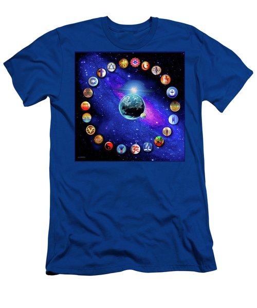 Dufette Men's T-Shirt (Athletic Fit)