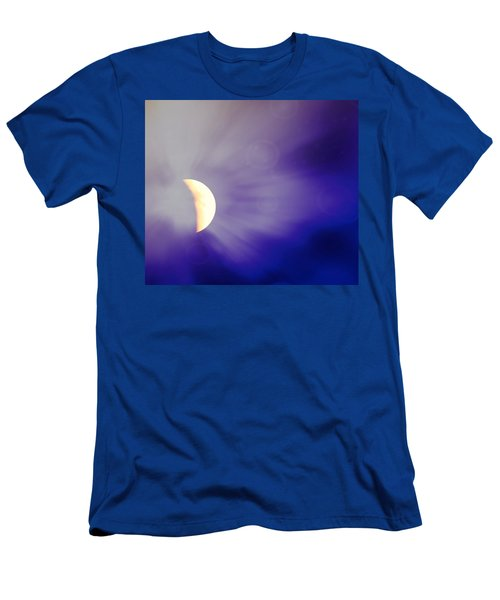 Aries Moon During The Total Lunar Eclipse 3 Men's T-Shirt (Athletic Fit)