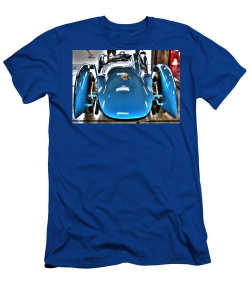 1937 Delahaye Type 145 Men's T-Shirt (Athletic Fit)
