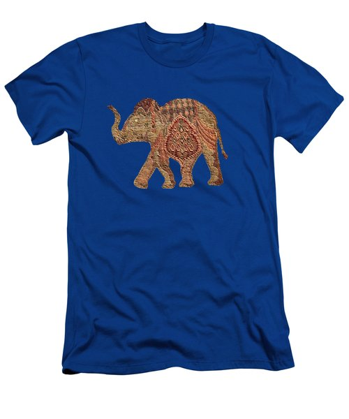 Elephant Baby Men's T-Shirt (Athletic Fit)