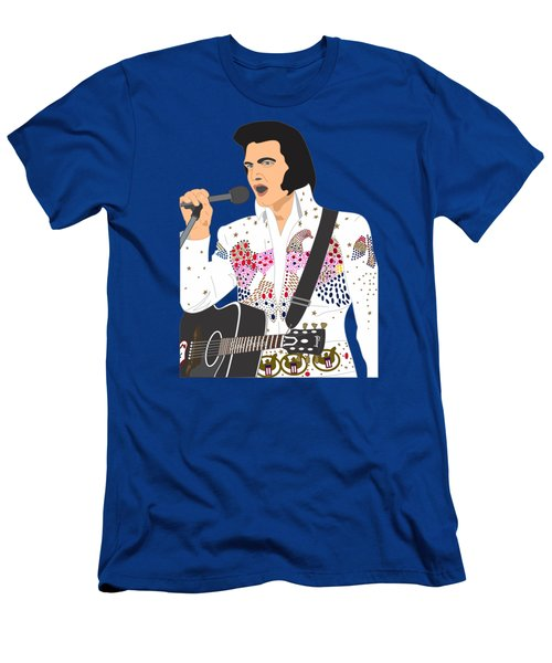 Elvis Presley - 1973 Men's T-Shirt (Athletic Fit)
