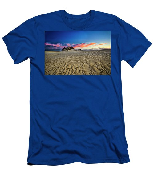 End Of The Day Men's T-Shirt (Slim Fit)