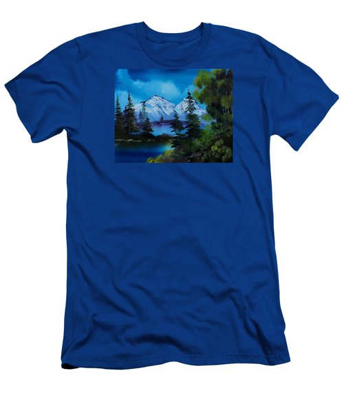 End Of Winter Men's T-Shirt (Athletic Fit)