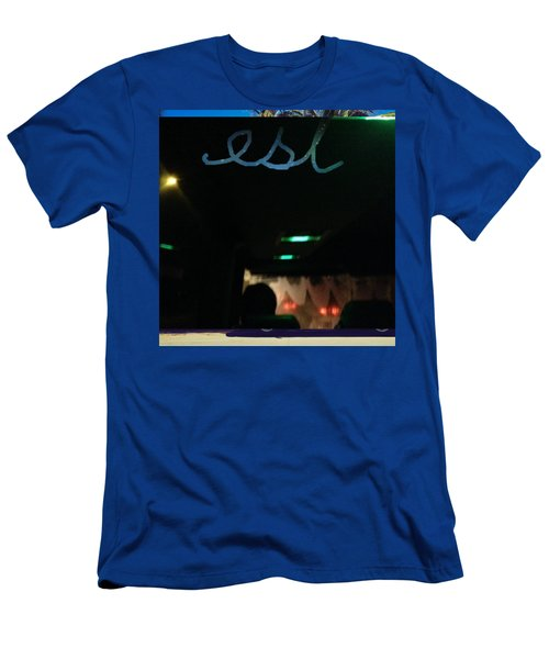 EST Men's T-Shirt (Athletic Fit)