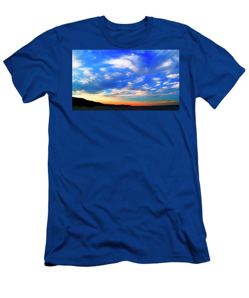 Estuary Skyscape Men's T-Shirt (Athletic Fit)