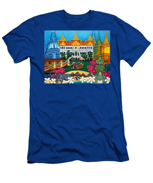 Exotic Bangkok Men's T-Shirt (Athletic Fit)