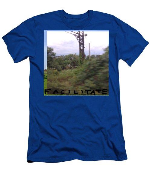 Facilitate Men's T-Shirt (Athletic Fit)