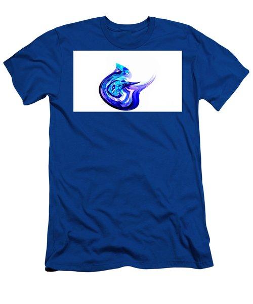 Fantasy Bird Men's T-Shirt (Slim Fit) by Thibault Toussaint