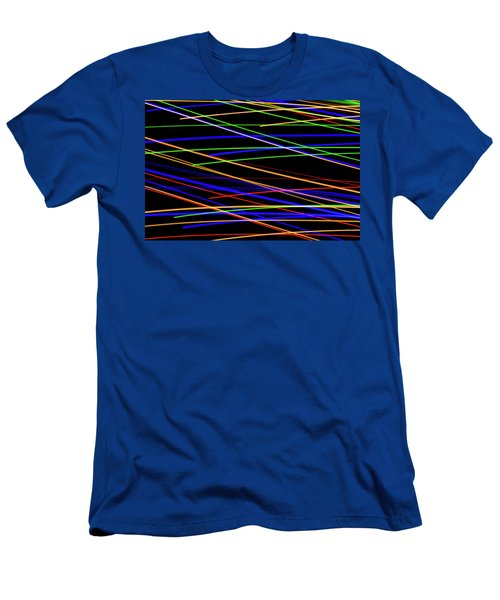 Fast Lanes Men's T-Shirt (Athletic Fit)