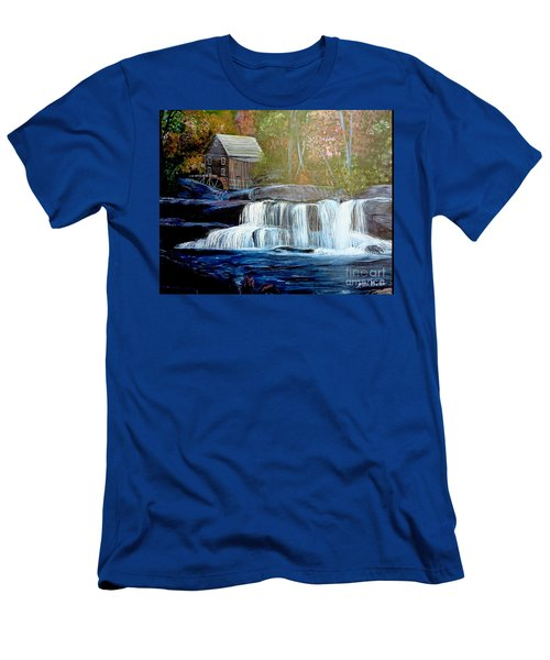 Finding The Living Waters Original Men's T-Shirt (Athletic Fit)