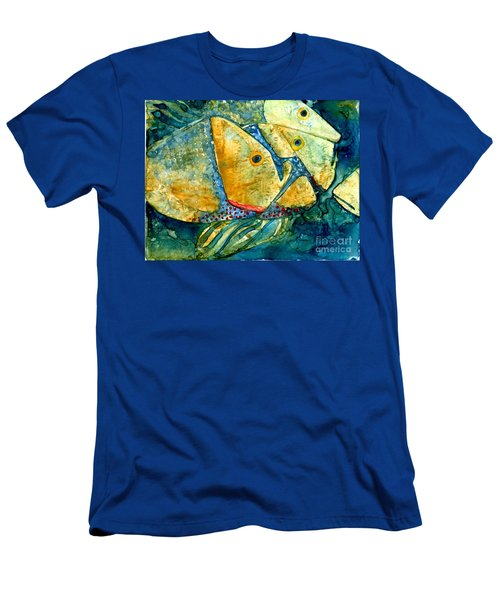 Fish Friends Men's T-Shirt (Athletic Fit)