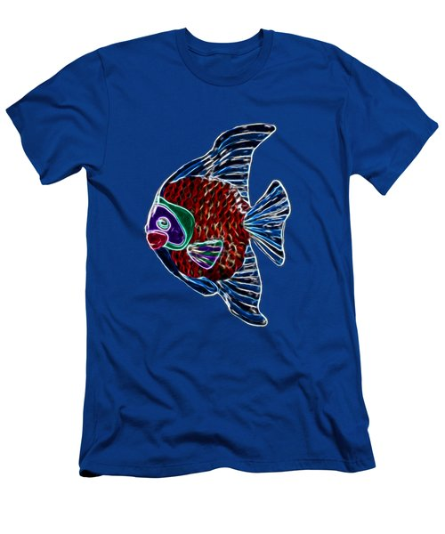Fish Tales Men's T-Shirt (Athletic Fit)