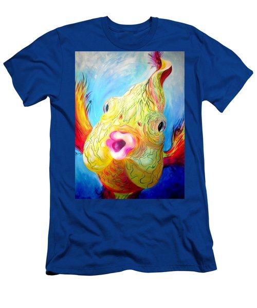 Fishy Men's T-Shirt (Athletic Fit)
