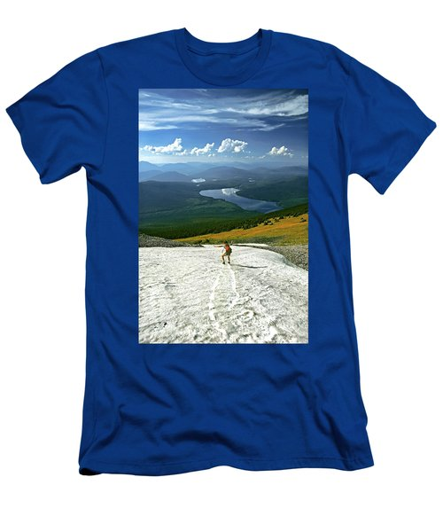 Flight Risk Men's T-Shirt (Athletic Fit)