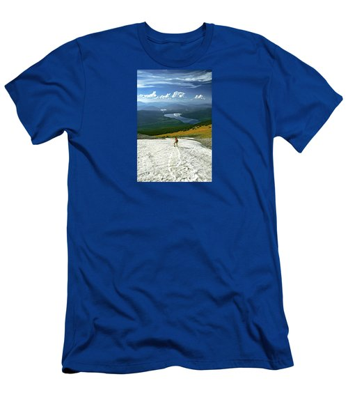 Flight Risk Men's T-Shirt (Athletic Fit)