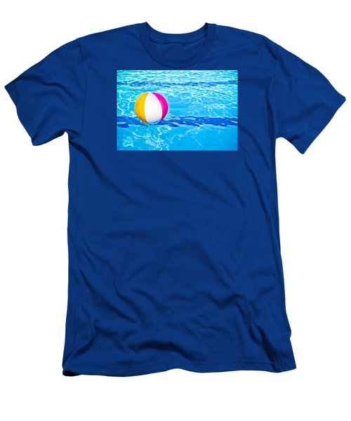 Float Men's T-Shirt (Slim Fit) by Colleen Kammerer