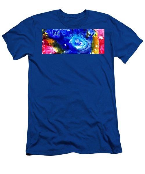 Focal Epilepsy Men's T-Shirt (Slim Fit) by Sir Josef - Social Critic -  Maha Art