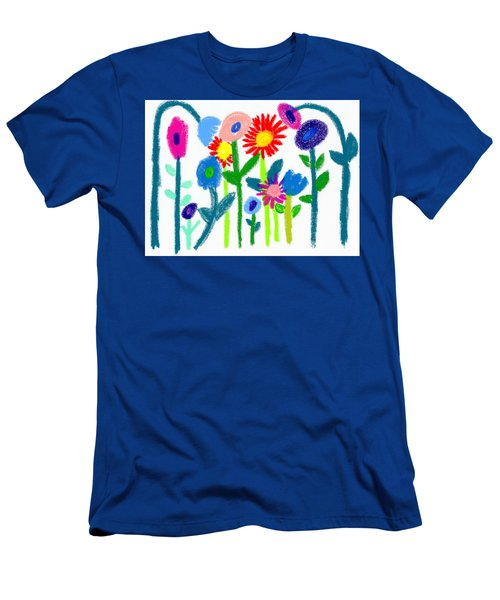 Folk Garden Men's T-Shirt (Athletic Fit)