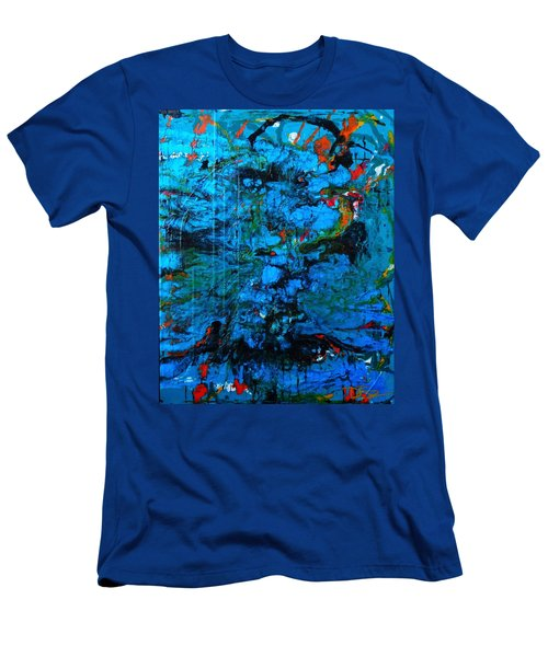 Forces Of Nature Men's T-Shirt (Athletic Fit)