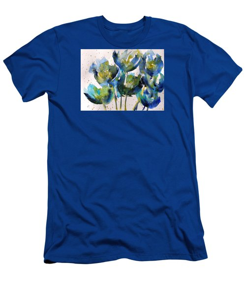 Forever Loving Blue Men's T-Shirt (Athletic Fit)