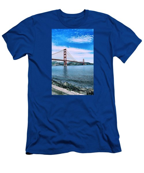 Fort Point Men's T-Shirt (Athletic Fit)