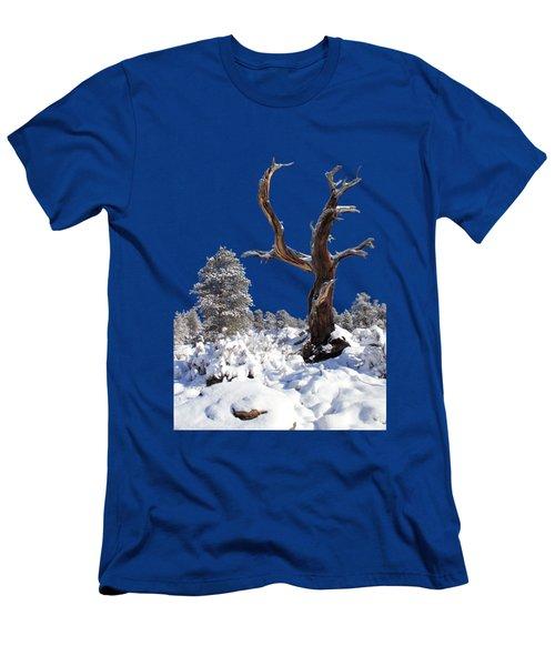 Fresh Snow Men's T-Shirt (Athletic Fit)