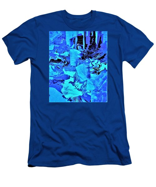 Frozen Beauty Men's T-Shirt (Athletic Fit)