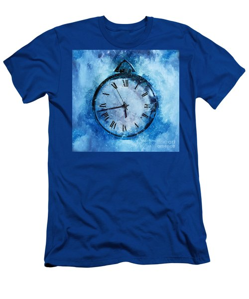 Frozen In Time Men's T-Shirt (Athletic Fit)