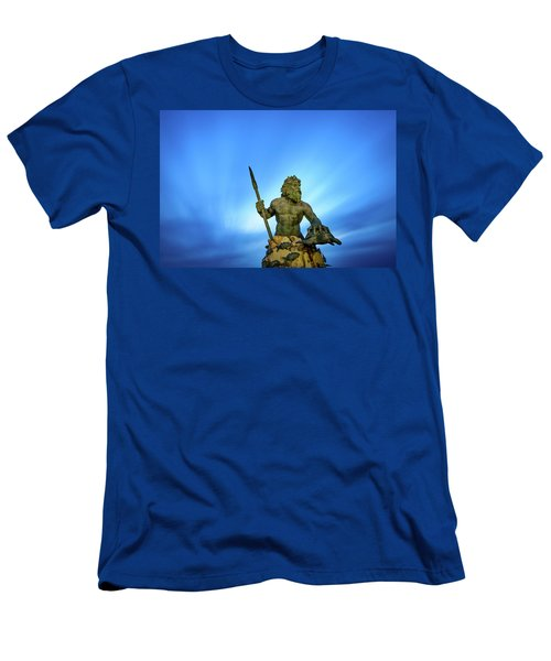 Gateway To The Sea Men's T-Shirt (Athletic Fit)