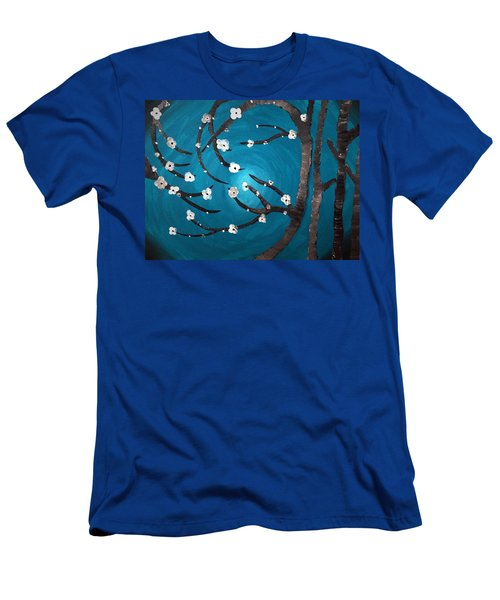 Get Lost In Trees Men's T-Shirt (Athletic Fit)