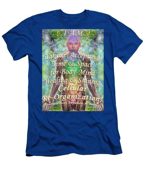 Getting Super Chart For Affirmation Visualization V3u Men's T-Shirt (Athletic Fit)