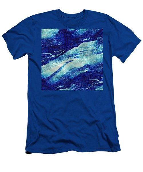 Glacier Men's T-Shirt (Athletic Fit)