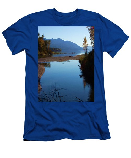 Glacier Park 10 Men's T-Shirt (Athletic Fit)